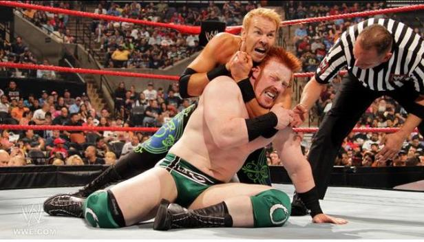 Image result for vengeance 2011 sheamus